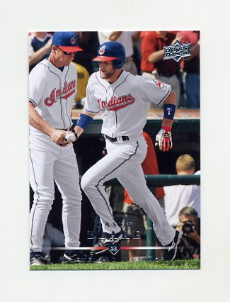 2008 Upper Deck Baseball #473 Casey Blake - Cleveland Indians
