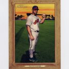 2007 Topps Turkey Red Baseball #156 Travis Hafner - Cleveland Indians