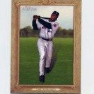 2007 Topps Turkey Red Baseball #061 Carlos Delgado - New York Mets