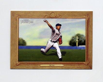 2007 Topps Turkey Red Baseball #042 Dice-K Daisuke Matsuzaka CL - Boston Red Sox