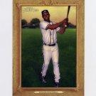 2007 Topps Turkey Red Baseball #037 Edgar Renteria - Atlanta Braves