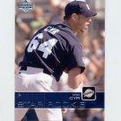 2003 Upper Deck Baseball #027 Eric Cyr SR - San Diego Padres