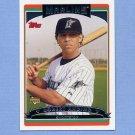 2006 Topps Baseball #313 Robert Andino RC - Florida Marlins