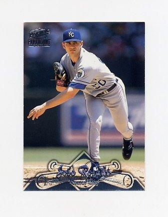 1998 Paramount Baseball #058 Jose Rosado - Kansas City Royals
