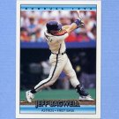 1992 Donruss Baseball #358 Jeff Bagwell - Houston Astros