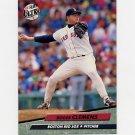 1992 Ultra Baseball #015 Roger Clemens - Boston Red Sox