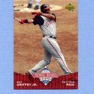 2006 Upper Deck National Baseball Card Day Baseball #UD7 Ken Griffey Jr. - Cincinnati Reds