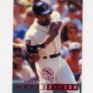 1995 Ultra Baseball #262 Andre Dawson - Florida Marlins