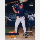 1994 Pinnacle Baseball #244 Manny Ramirez - Cleveland Indians