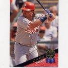 1993 Leaf Baseball #366 John Kruk - Philadelphia Phillies