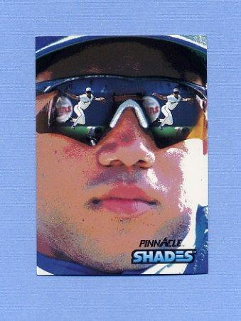 1992 Pinnacle Baseball #306 Roberto Alomar SH - Toronto Blue Jays