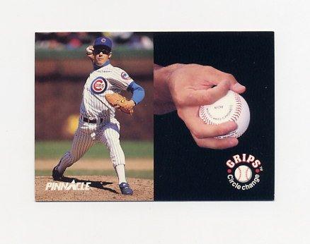1992 Pinnacle Baseball #608 Greg Maddux GRIP - Chicago Cubs
