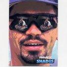 1992 Pinnacle Baseball #601 Benito Santiago SHADE - San Diego Padres