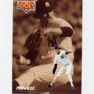 1992 Pinnacle Baseball #587 Scott Sanderson / Catfish Hunter - New York Yankees