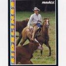 1992 Pinnacle Baseball #294 Nolan Ryan SIDE - Texas Rangers