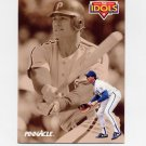 1992 Pinnacle Baseball #284 Wally Joyner / Dale Murphy