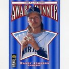 1996 Collector's Choice Baseball #708 Randy Johnson CY - Seattle Mariners