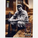 1996 Collector's Choice Baseball #504 Honus Wagner FC - Pittsburgh Pirates