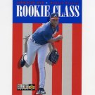 1996 Collector's Choice Baseball #437 Jermaine Dye - Atlanta Braves