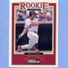 1997 Collector's Choice Baseball #027 Brian Giles RC - Cleveland Indians