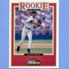 1997 Collector's Choice Baseball #023 Dario Veras RC - San Diego Padres