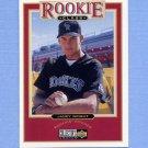 1997 Collector's Choice Baseball #018 Jamey Wright - Colorado Rockies