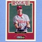 1997 Collector's Choice Baseball #015 Scott Rolen - Philadelphia Phillies