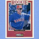 1997 Collector's Choice Baseball #012 Kevin L. Brown - Texas Rangers