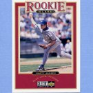 1997 Collector's Choice Baseball #011 Marty Janzen - Toronto Blue Jays