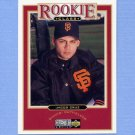 1997 Collector's Choice Baseball #009 Jacob Cruz - San Francisco Giants