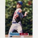 1994 Stadium Club Baseball #141 Moises Alou - Montreal Expos