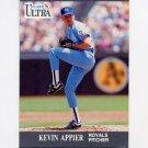1991 Ultra Baseball #143 Kevin Appier - Kansas City Royals