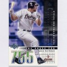 2003 Upper Deck Baseball Chase For 755 #C08 Lance Berkman - Houston Astros