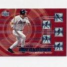 2003 Upper Deck Baseball Big League Breakdowns #BL8 Lance Berkman - Houston Astros