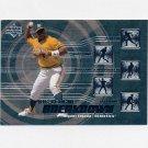 2003 Upper Deck Baseball Big League Breakdowns #BL2 Miguel Tejada - Oakland A's
