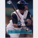 2003 Upper Deck Baseball #265 Luis Castillo SH CL - Florida Marlins