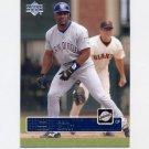 2003 Upper Deck Baseball #231 Ron Gant - San Diego Padres
