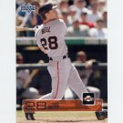 2003 Upper Deck Baseball #201 David Bell - San Francisco Giants