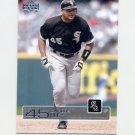 2003 Upper Deck Baseball #124 Carlos Lee - Chicago White Sox