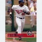 2003 Upper Deck Baseball #112 Torii Hunter - Minnesota Twins