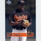 2003 Upper Deck Baseball #081 Jorge Julio - Baltimore Orioles