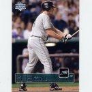2003 Upper Deck Baseball #055 Ben Grieve - Tampa Bay Devil Rays
