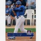 2003 Upper Deck Baseball #049 Vernon Wells - Toronto Blue Jays