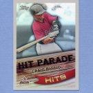 2007 Topps Baseball Hit Parade #HP21 Craig Biggio - Houston Astros