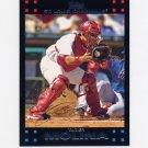 2007 Topps Baseball Red Back #660 Yadier Molina - St. Louis Cardinals