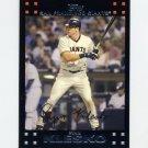 2007 Topps Baseball Red Back #496 Ryan Klesko - San Francisco Giants