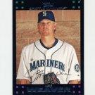 2007 Topps Baseball Red Back #420 Jeff Weaver - Seattle Mariners