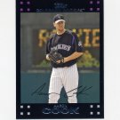 2007 Topps Baseball Red Back #415 Aaron Cook - Colorado Rockies