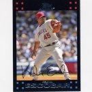 2007 Topps Baseball Red Back #391 Kelvim Escobar - Los Angeles Angels
