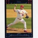 2007 Topps Baseball Red Back #337 Jason Isringhausen - St. Louis Cardinals